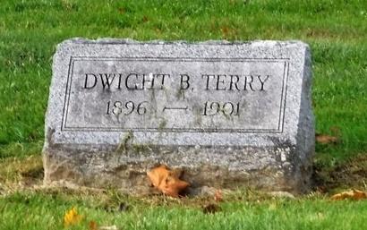 TERRY, DWIGHT B - Suffolk County, New York   DWIGHT B TERRY - New York Gravestone Photos