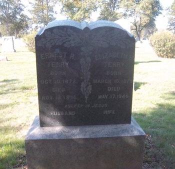 TERRY, ERNEST RUDOLPH - Suffolk County, New York | ERNEST RUDOLPH TERRY - New York Gravestone Photos