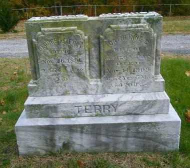 TERRY, CATHERINE B - Suffolk County, New York | CATHERINE B TERRY - New York Gravestone Photos