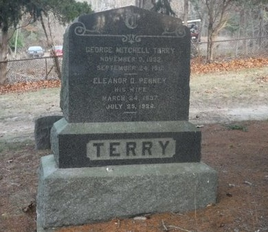 TERRY, ELEANOR D - Suffolk County, New York | ELEANOR D TERRY - New York Gravestone Photos