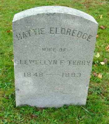 TERRY, HATTIE - Suffolk County, New York | HATTIE TERRY - New York Gravestone Photos