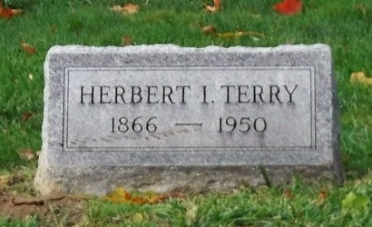 TERRY, HERBERT I - Suffolk County, New York | HERBERT I TERRY - New York Gravestone Photos