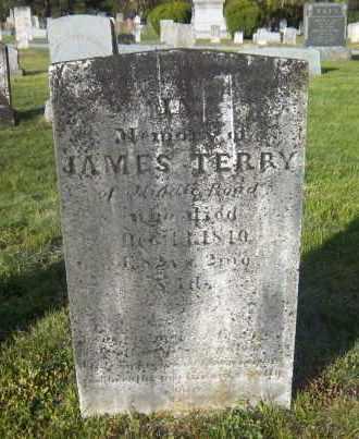 TERRY, JAMES - Suffolk County, New York | JAMES TERRY - New York Gravestone Photos