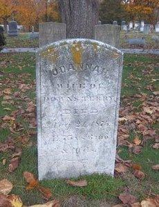 TERRY, JOANNAH - Suffolk County, New York   JOANNAH TERRY - New York Gravestone Photos