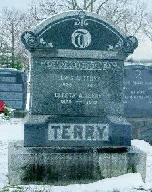 TERRY, LEWIS C - Suffolk County, New York   LEWIS C TERRY - New York Gravestone Photos