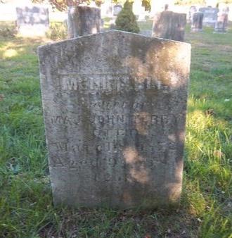TERRY, MEHITABLE - Suffolk County, New York | MEHITABLE TERRY - New York Gravestone Photos