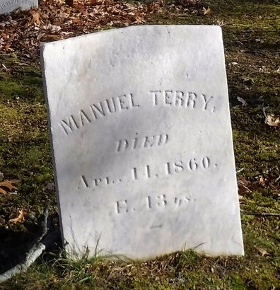 TERRY, MANUEL - Suffolk County, New York | MANUEL TERRY - New York Gravestone Photos