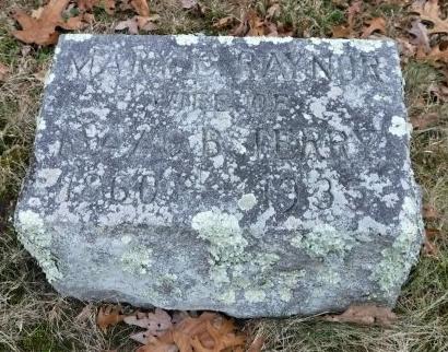 TERRY, MARY E - Suffolk County, New York | MARY E TERRY - New York Gravestone Photos