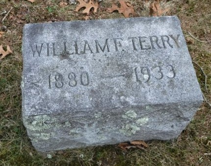 TERRY, WILLIAM F - Suffolk County, New York | WILLIAM F TERRY - New York Gravestone Photos