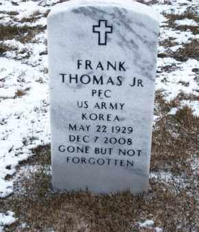 THOMAS, FRANK, JR - Suffolk County, New York | FRANK, JR THOMAS - New York Gravestone Photos