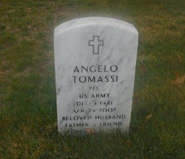 TOMASSI, ANGELO - Suffolk County, New York | ANGELO TOMASSI - New York Gravestone Photos