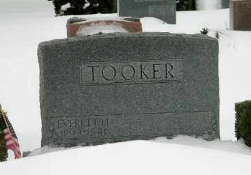 TOOKER, EVERETTE H - Suffolk County, New York | EVERETTE H TOOKER - New York Gravestone Photos