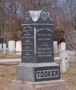TOOKER, ELIZABETH J. - Suffolk County, New York | ELIZABETH J. TOOKER - New York Gravestone Photos