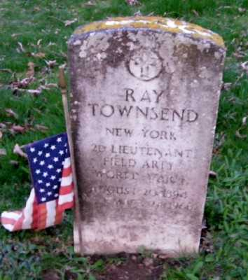 TOWNSEND, RAY - Suffolk County, New York | RAY TOWNSEND - New York Gravestone Photos