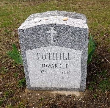 TUTHILL, HOWARD T - Suffolk County, New York | HOWARD T TUTHILL - New York Gravestone Photos
