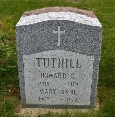 TUTHILL, MARY ANNE - Suffolk County, New York | MARY ANNE TUTHILL - New York Gravestone Photos