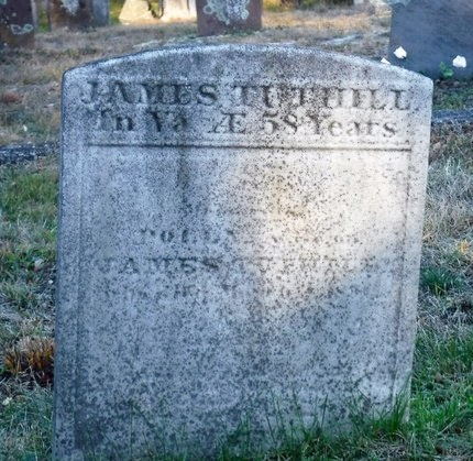 TUTHILL, JAMES - Suffolk County, New York | JAMES TUTHILL - New York Gravestone Photos