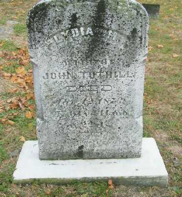 TUTHILL, LYDIA M - Suffolk County, New York | LYDIA M TUTHILL - New York Gravestone Photos