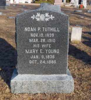 TUTHILL, NOAH P - Suffolk County, New York | NOAH P TUTHILL - New York Gravestone Photos