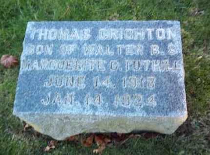 TUTHILL, THOMAS - Suffolk County, New York | THOMAS TUTHILL - New York Gravestone Photos