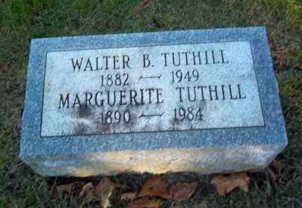 TUTHILL, MARGUERITE - Suffolk County, New York | MARGUERITE TUTHILL - New York Gravestone Photos