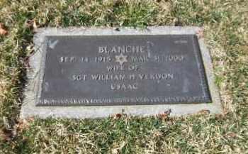 VERDON, BLANCHE - Suffolk County, New York | BLANCHE VERDON - New York Gravestone Photos