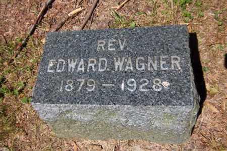 WAGNER, EDWARD - Suffolk County, New York   EDWARD WAGNER - New York Gravestone Photos