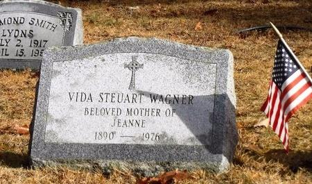 STEUART, VIDA - Suffolk County, New York | VIDA STEUART - New York Gravestone Photos