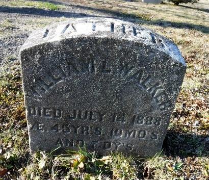 WALKER, WILLIAM L - Suffolk County, New York   WILLIAM L WALKER - New York Gravestone Photos