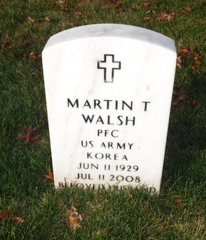 WALSH, MARTIN T - Suffolk County, New York | MARTIN T WALSH - New York Gravestone Photos