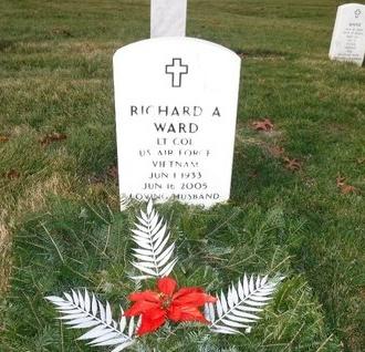 WARD (VN), RICHARD A - Suffolk County, New York   RICHARD A WARD (VN) - New York Gravestone Photos