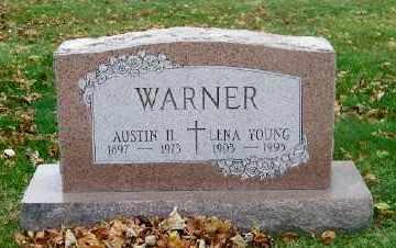 WARNER, AUSTIN H - Suffolk County, New York | AUSTIN H WARNER - New York Gravestone Photos