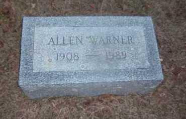 WARNER, ALLEN - Suffolk County, New York   ALLEN WARNER - New York Gravestone Photos