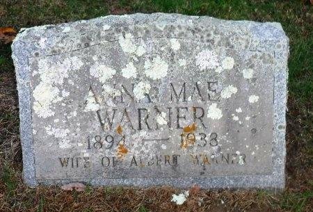 WARNER, ANNA MAE - Suffolk County, New York | ANNA MAE WARNER - New York Gravestone Photos