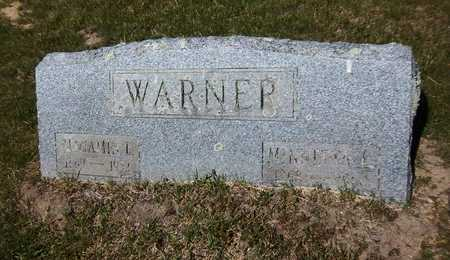 WARNER, BENJAMIN F - Suffolk County, New York   BENJAMIN F WARNER - New York Gravestone Photos