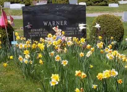 WARNER, TERESA B. - Suffolk County, New York   TERESA B. WARNER - New York Gravestone Photos