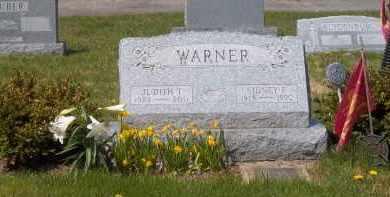 WARNER, JUDITH T. - Suffolk County, New York | JUDITH T. WARNER - New York Gravestone Photos