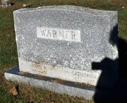 WARNER, CATHERINE - Suffolk County, New York | CATHERINE WARNER - New York Gravestone Photos