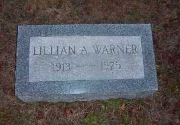 WARNER, LILLIAN A. - Suffolk County, New York | LILLIAN A. WARNER - New York Gravestone Photos