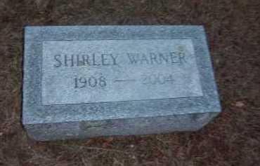 WARNER, SHIRLEY - Suffolk County, New York | SHIRLEY WARNER - New York Gravestone Photos
