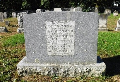 WARNER, GERALD G - Suffolk County, New York | GERALD G WARNER - New York Gravestone Photos
