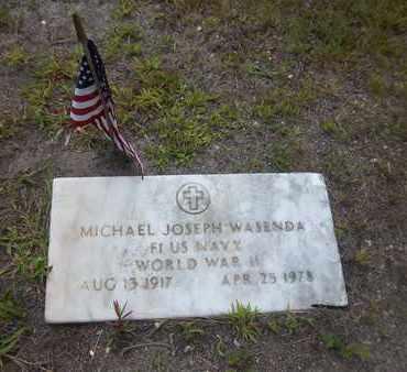 WASENDA, MICHAEL JOSEPH - Suffolk County, New York | MICHAEL JOSEPH WASENDA - New York Gravestone Photos