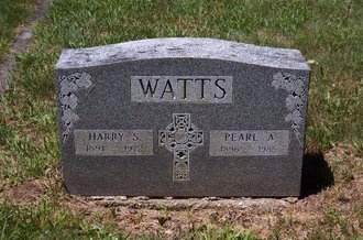 WATTS, PEARL A - Suffolk County, New York | PEARL A WATTS - New York Gravestone Photos