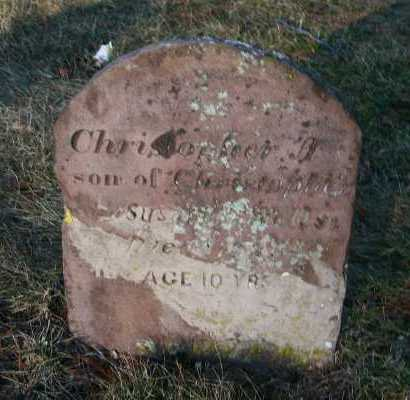 WELLS, CHRISTOPHER - Suffolk County, New York | CHRISTOPHER WELLS - New York Gravestone Photos