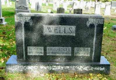 WELLS, GRACE B. - Suffolk County, New York | GRACE B. WELLS - New York Gravestone Photos