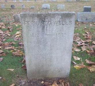 WELLS, FERNANDO - Suffolk County, New York | FERNANDO WELLS - New York Gravestone Photos