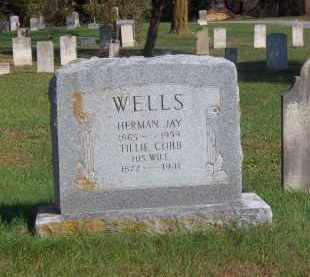 WELLS, HERMAN JAY - Suffolk County, New York | HERMAN JAY WELLS - New York Gravestone Photos