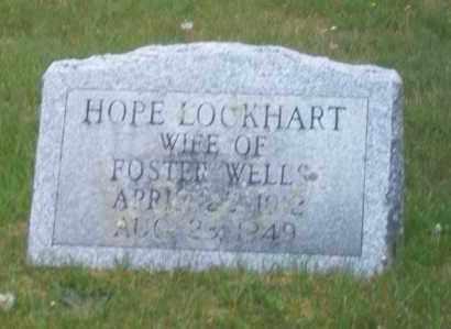 WELLS, HOPE - Suffolk County, New York   HOPE WELLS - New York Gravestone Photos