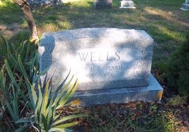 WELLS, JENNIE S - Suffolk County, New York | JENNIE S WELLS - New York Gravestone Photos