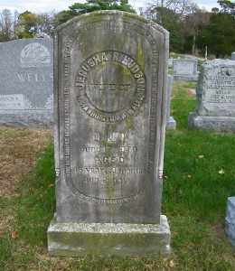 WELLS, JERUSHA R. - Suffolk County, New York | JERUSHA R. WELLS - New York Gravestone Photos